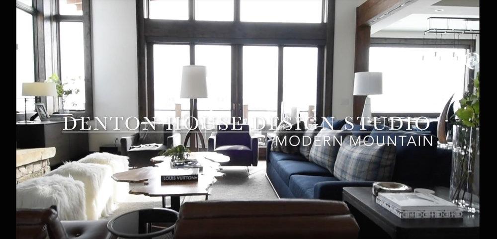 Video Created For Denton House Design Studio