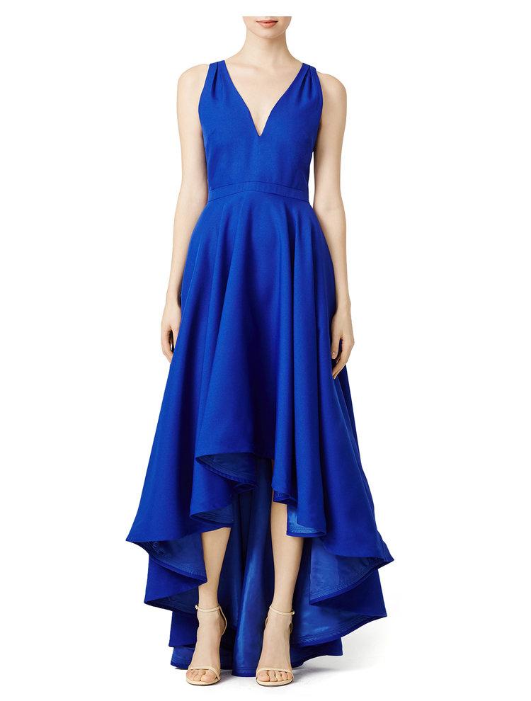 Cobalt Marilyn Gown — allison parris new york