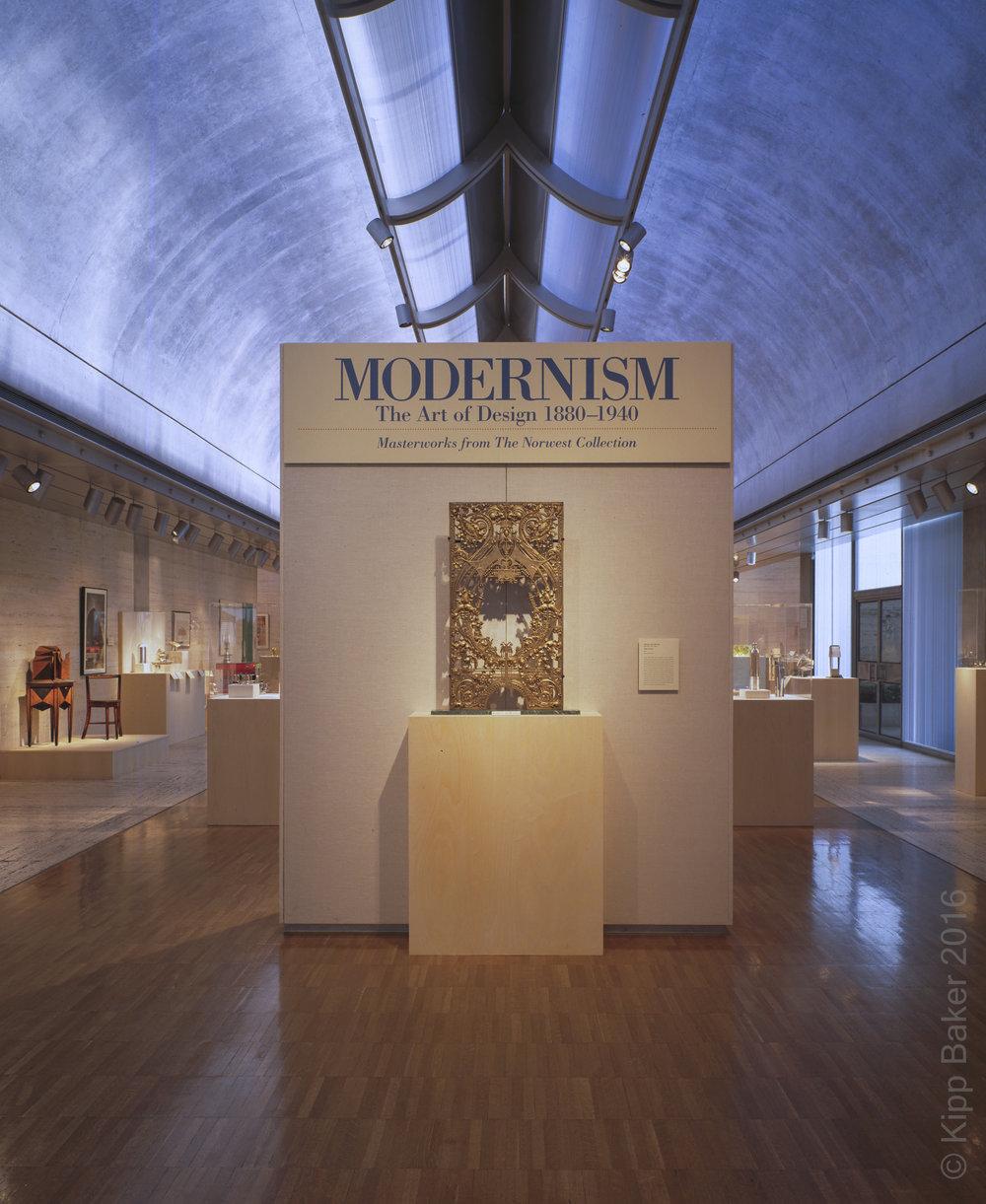 Kimbell Art Museum - MODERNISM Exhibit