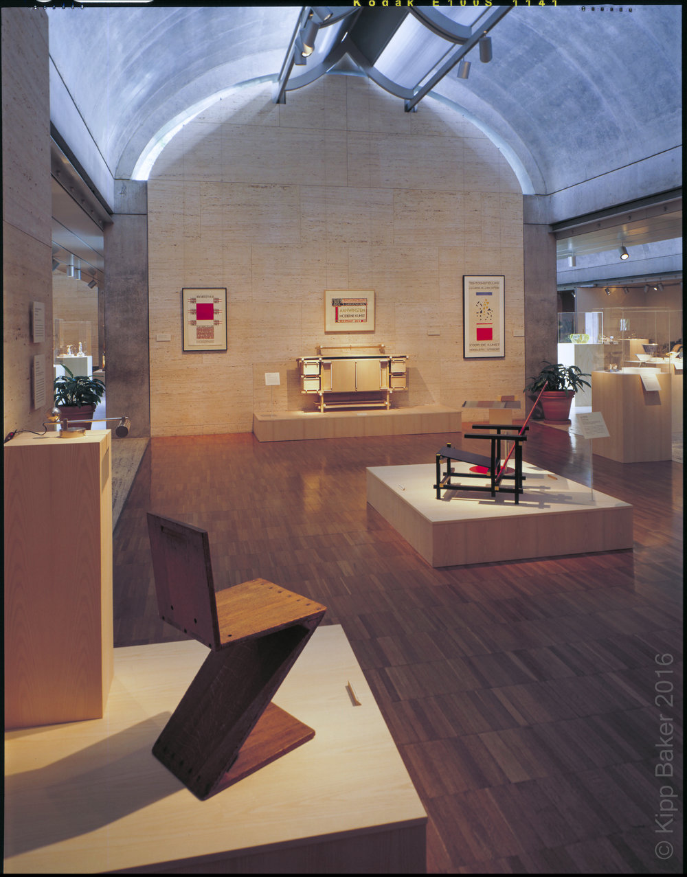 Kimbell Art Museum - MODERNISM Exhibit