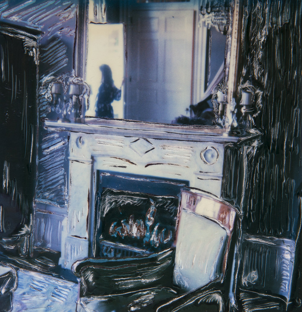 The Room, Soniat House, New Orleans, 1999