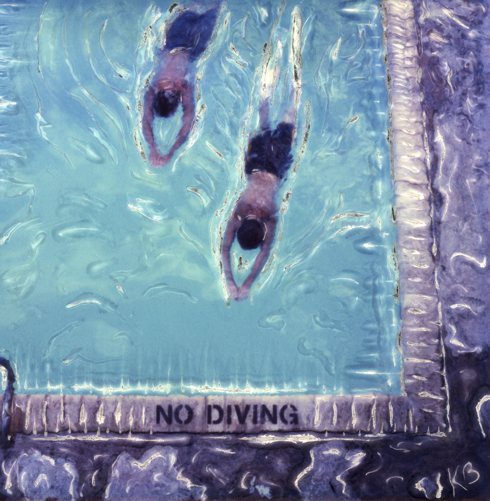 No Diving, Fredericksburg, TX 1998