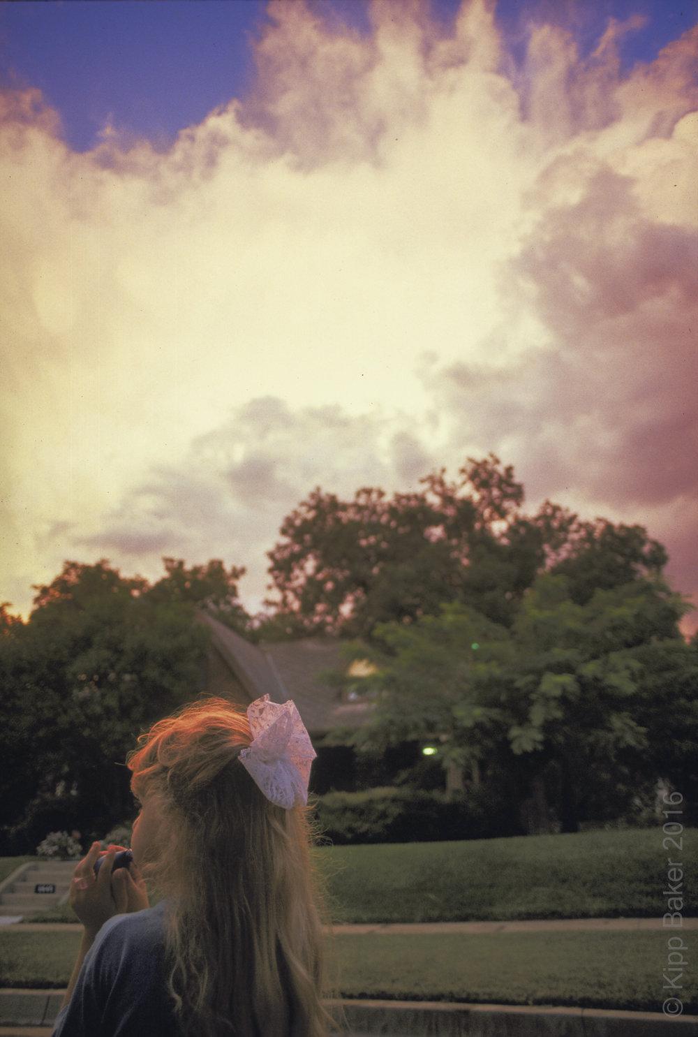 Kristin & Clouds