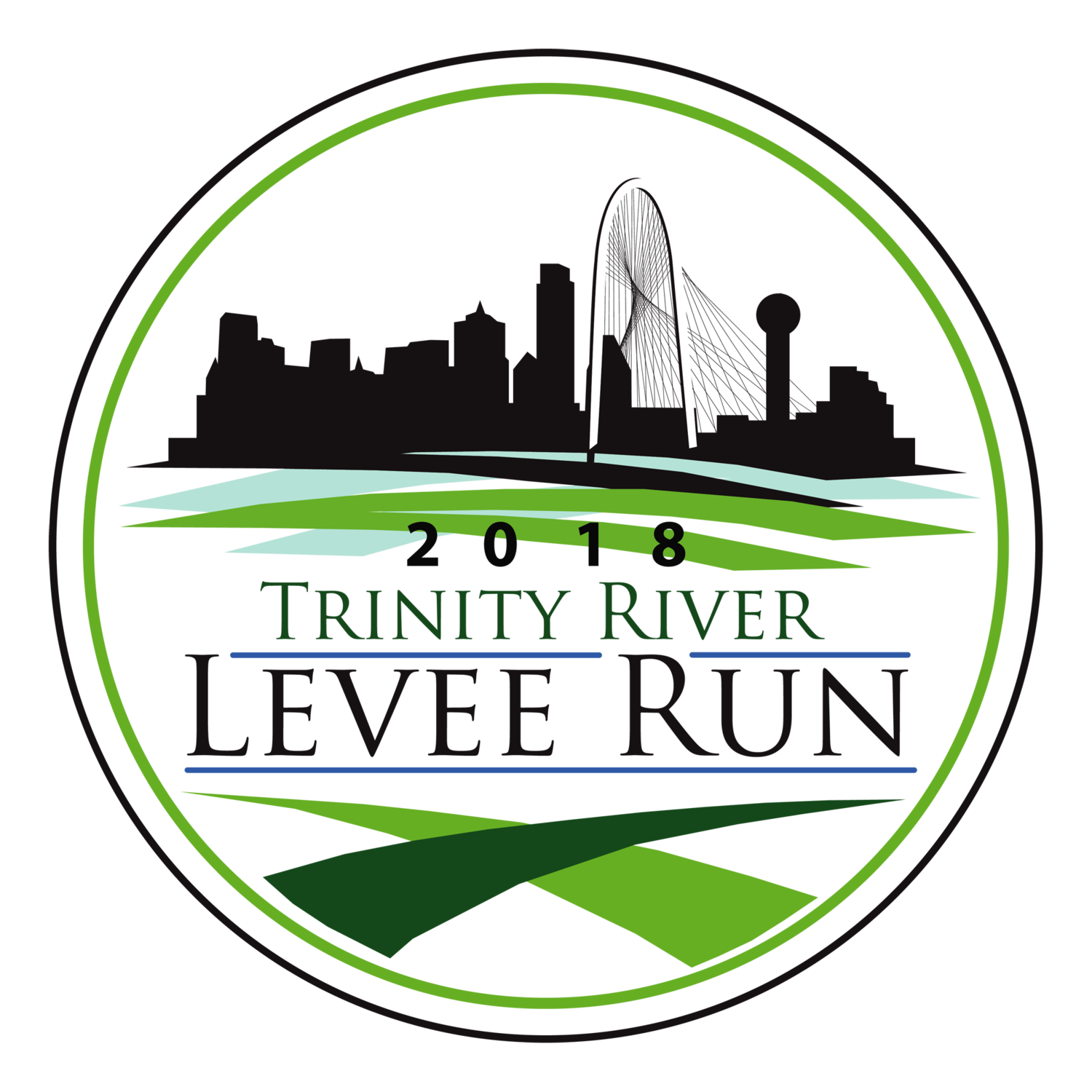 2018 Trinity River Levee Run