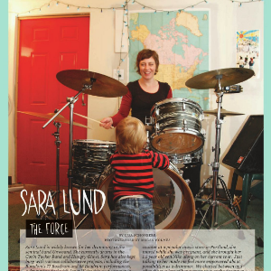 Interview with Sara Lund. Issue 5, Winter 2010.