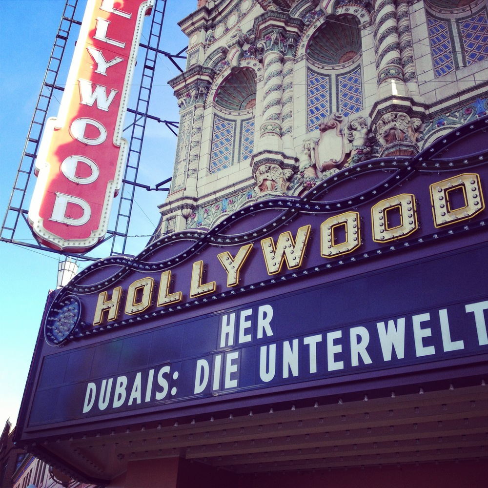 drummed + danced in Dubais' production Die Unterwelt at the Hollywood.