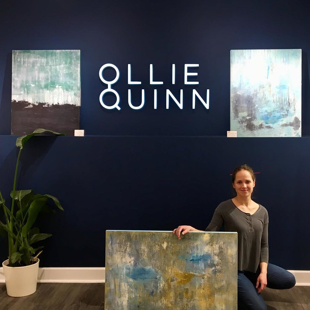 Ollie Quinn Display