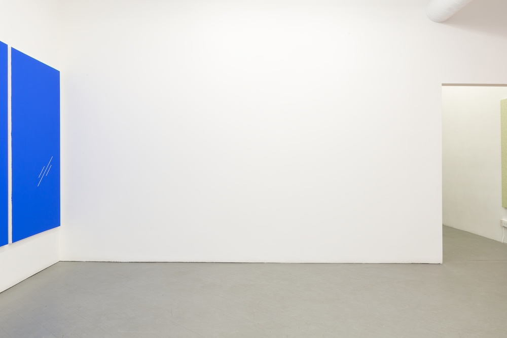 Paul Cowan  Untitled 2013  Muguet oil in latex paint on wall   Dimensions variable PC097