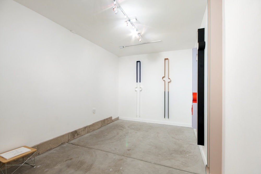 Lisa Williamson Bumps 2013 Shane Campbell Gallery, Oak Park Installation View
