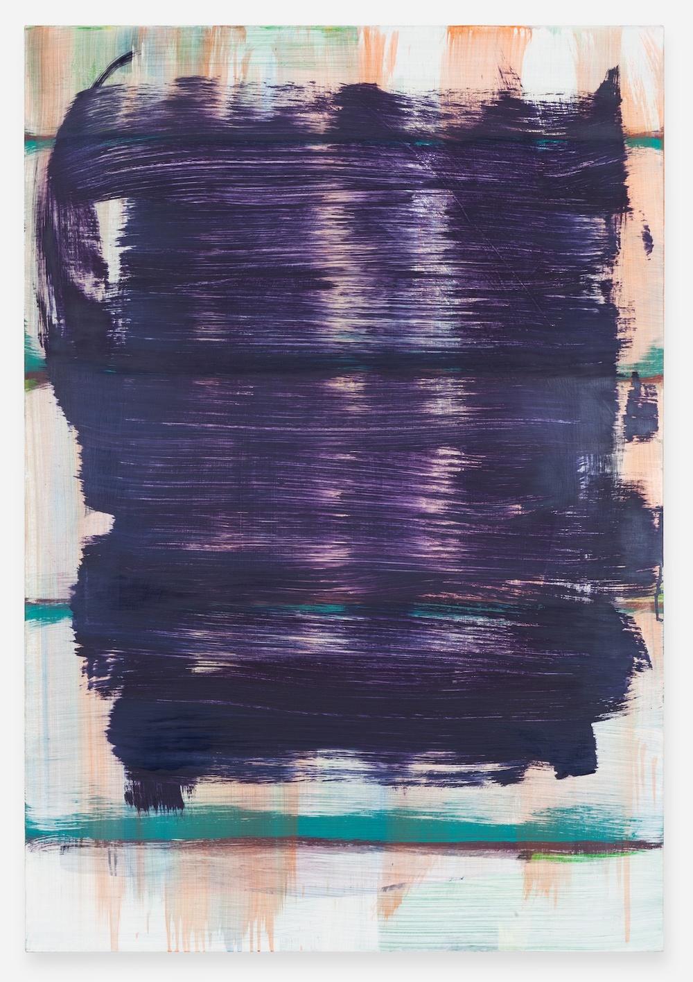 """Jon Pestoni Plumbing 2012 Oil on canvas 45"""" x 31"""" JP127"""