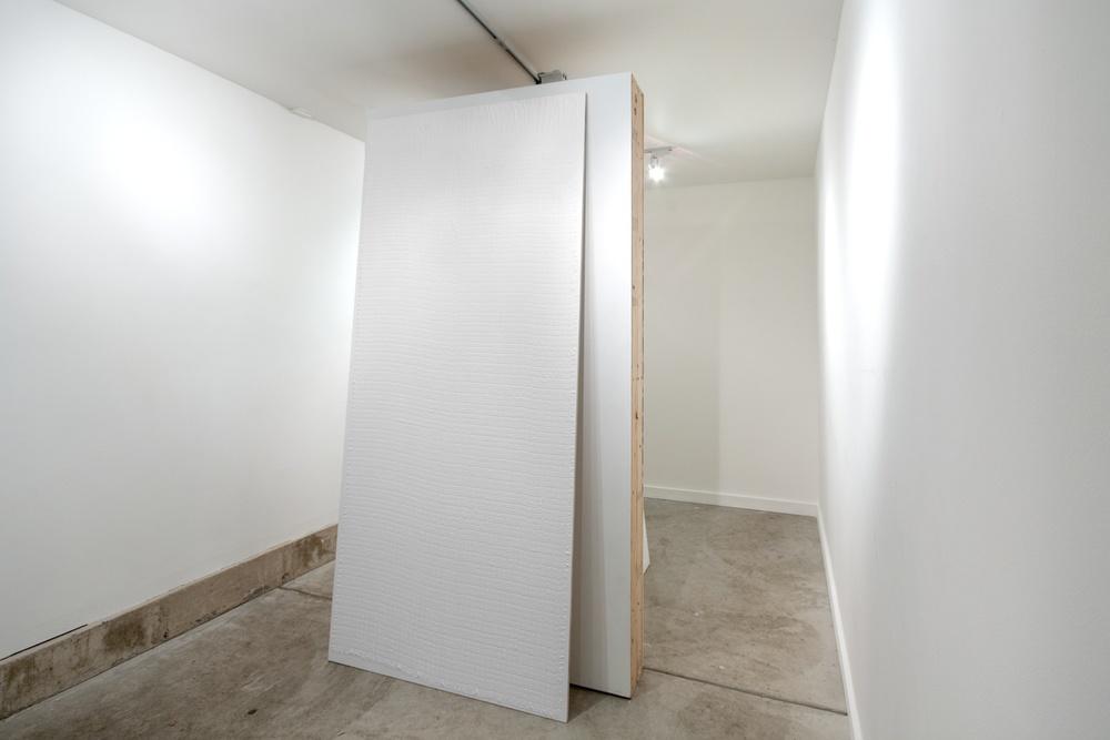 Brendan Fowler, Michelle Grabner 2013 Shane Campbell Gallery, Oak Park Installation View