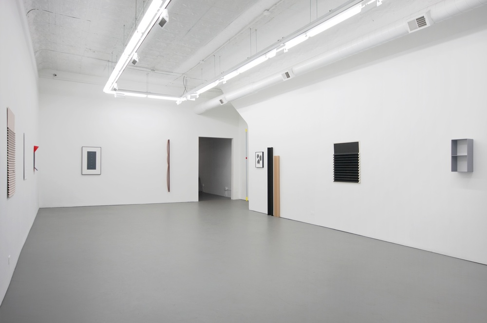 Lisa Williamson Thinking Objects 2011 Shane Campbell Gallery, Chicago Installation View