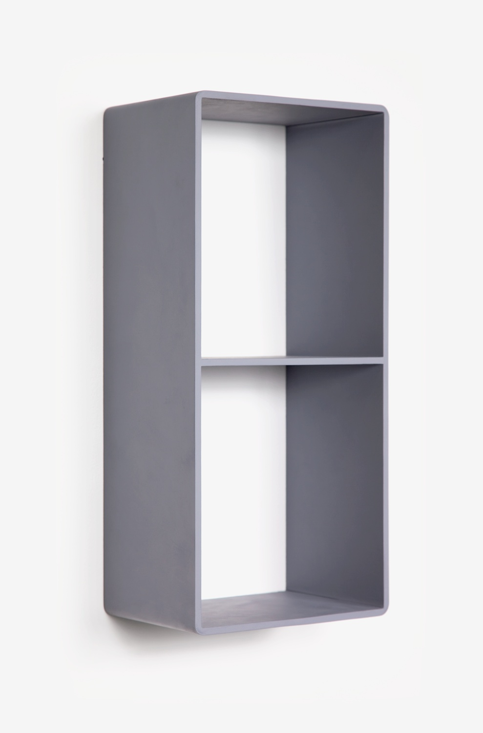 Lisa Williamson  Duplex  2011 Acrylic on steel 18 ½h x 8 ½w x 6d in LW087