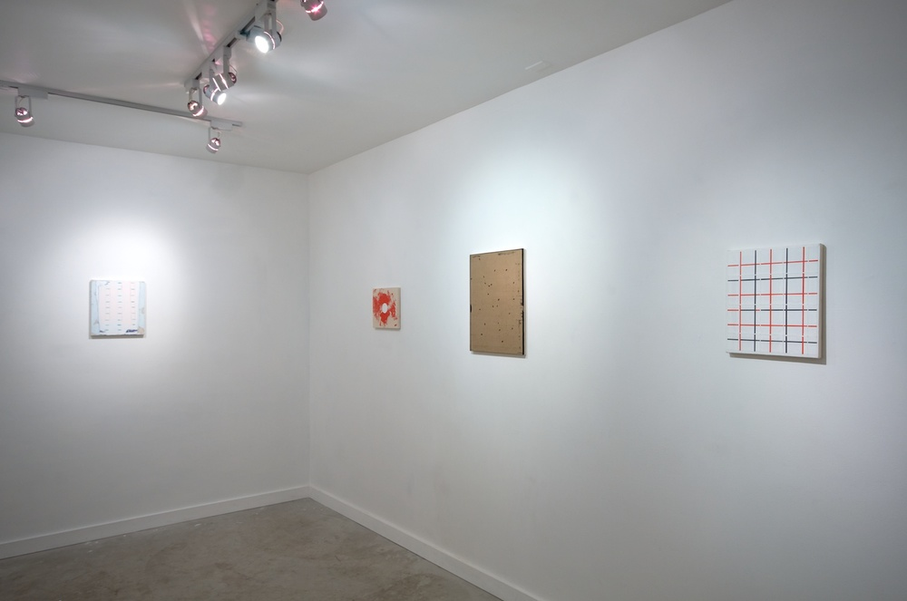 Zak Prekop 2011 Shane Campbell Gallery, Oak Park Installation View