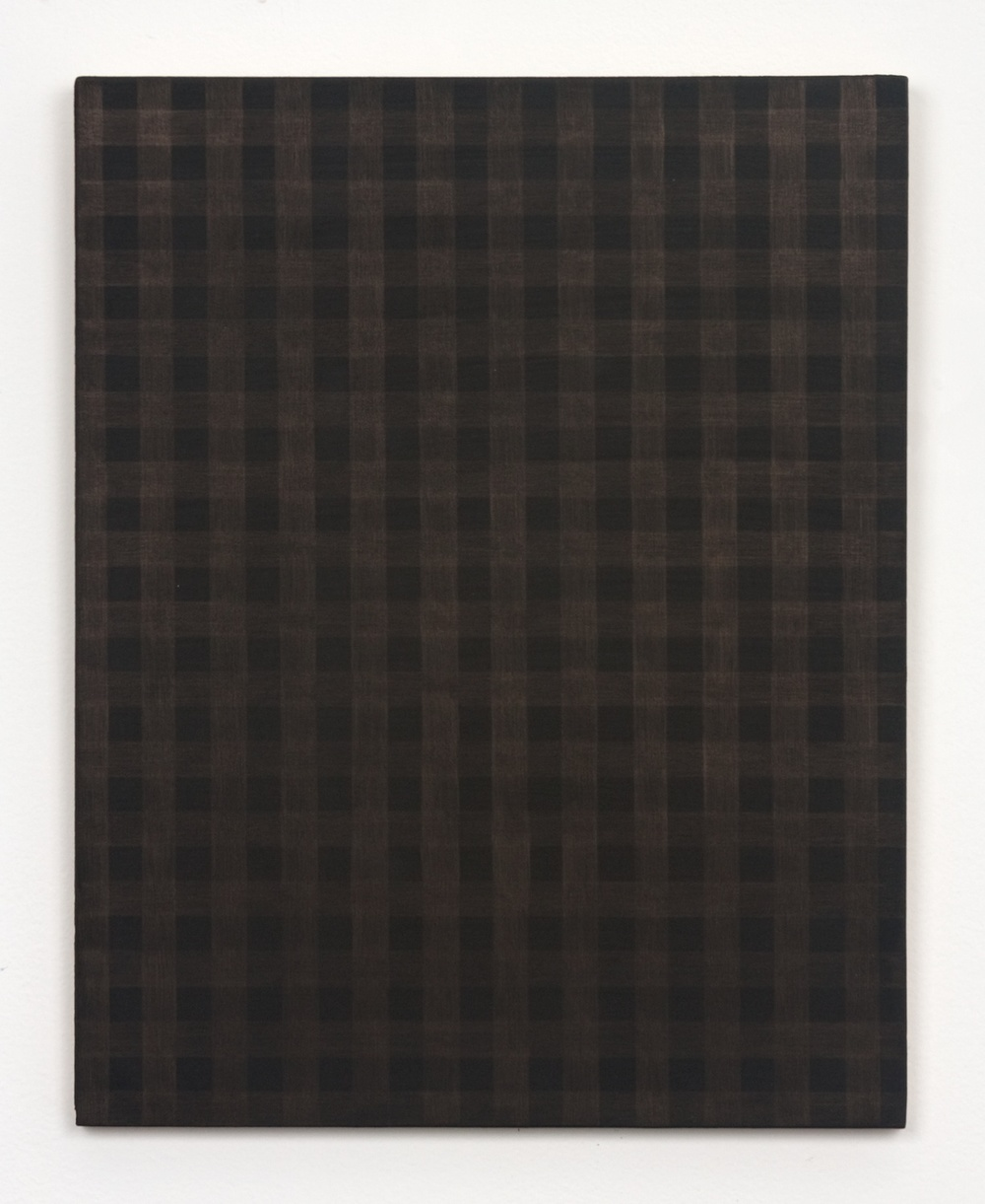 Michelle Grabner  Untitled  2010 Gold and gesso on panel 15h x 12w in MGrab183