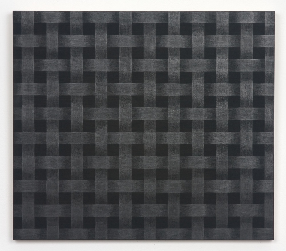 Michelle Grabner  Untitled  2010 Graphite and gesso on panel 15h x 17w in MGrab181