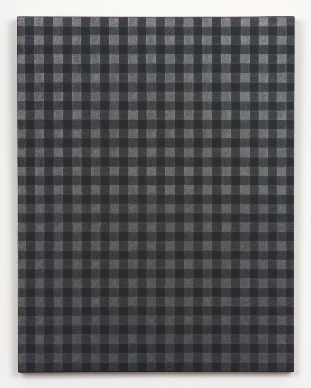 Michelle Grabner  Untitled  2010 Graphite and gesso on panel 15h x 12w in MGrab179
