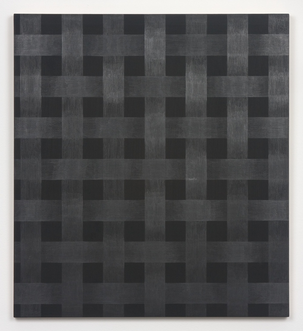 Michelle Grabner  Untitled  2010 Graphite and gesso on panel 22h x 20w in MGrab174