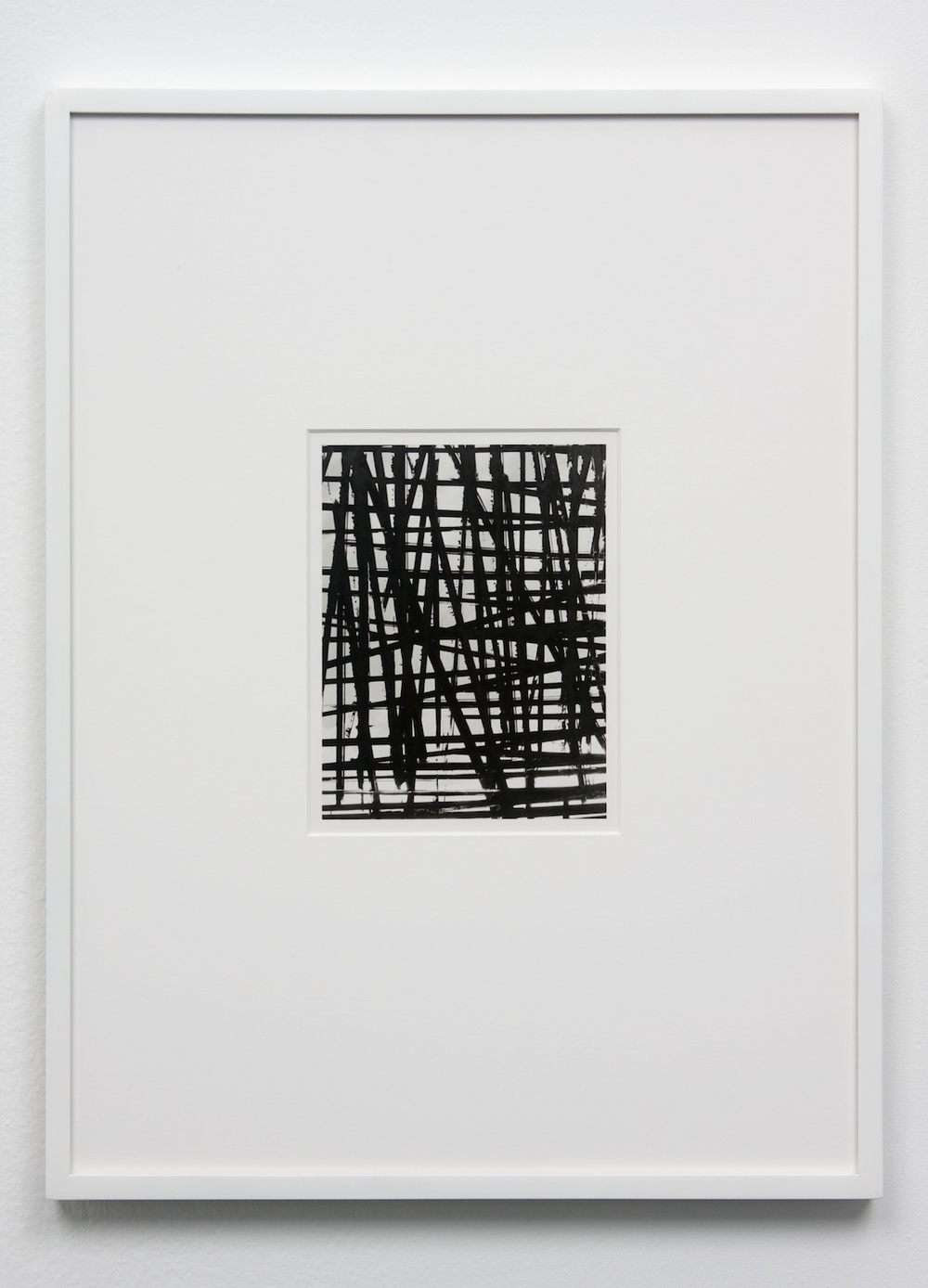 Anthony Pearson  Untitled (Solarization)  2010 Framed solarized silver gelatin photograph 17 ½h x 13 ¼w in AP242