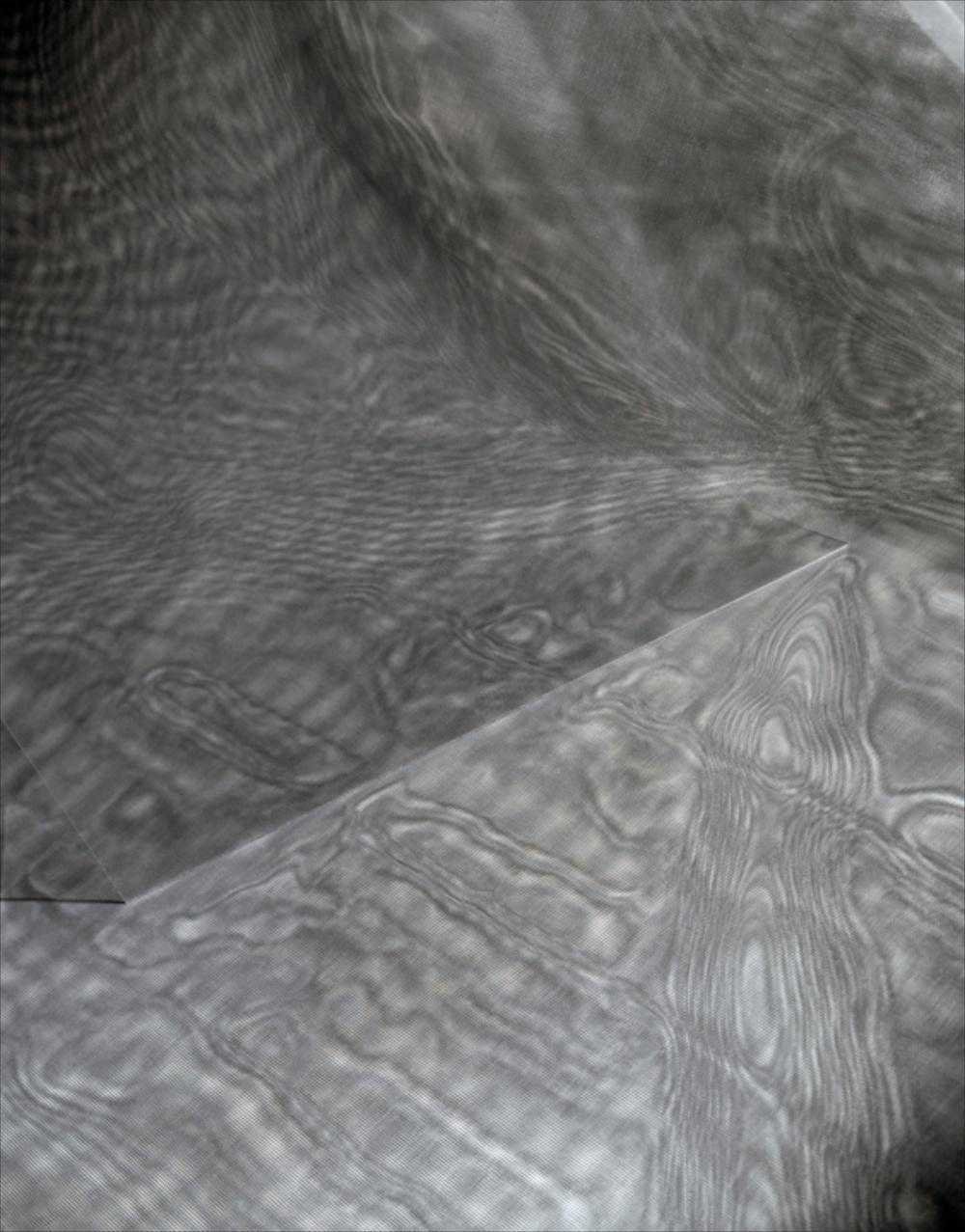 "Barbara Kasten Phantom Lines 20 2007 Archival pigment print 16"" x 12 3/4"" BK004"