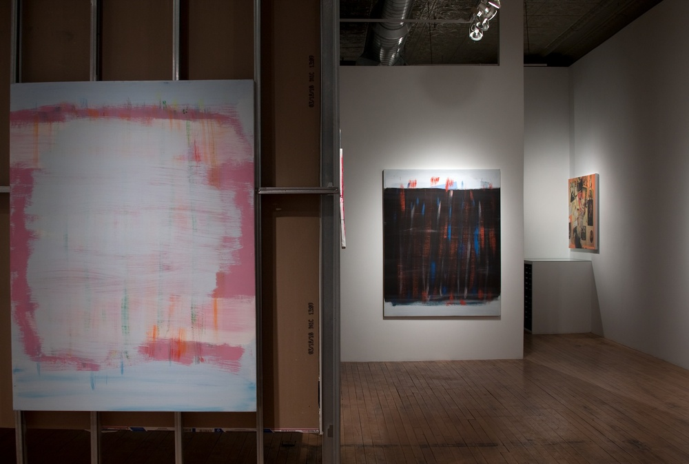 Alex Hubbard, Jon Pestoni 2010 Shane Campbell Gallery, Chicago Installation View