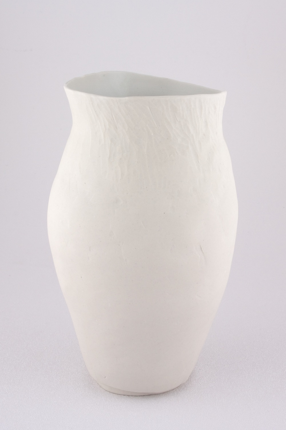 "Shio Kusaka Untitled (secretly good) 2009 Porcelain 8 3/4"" x 5"" x 5"" SK044"