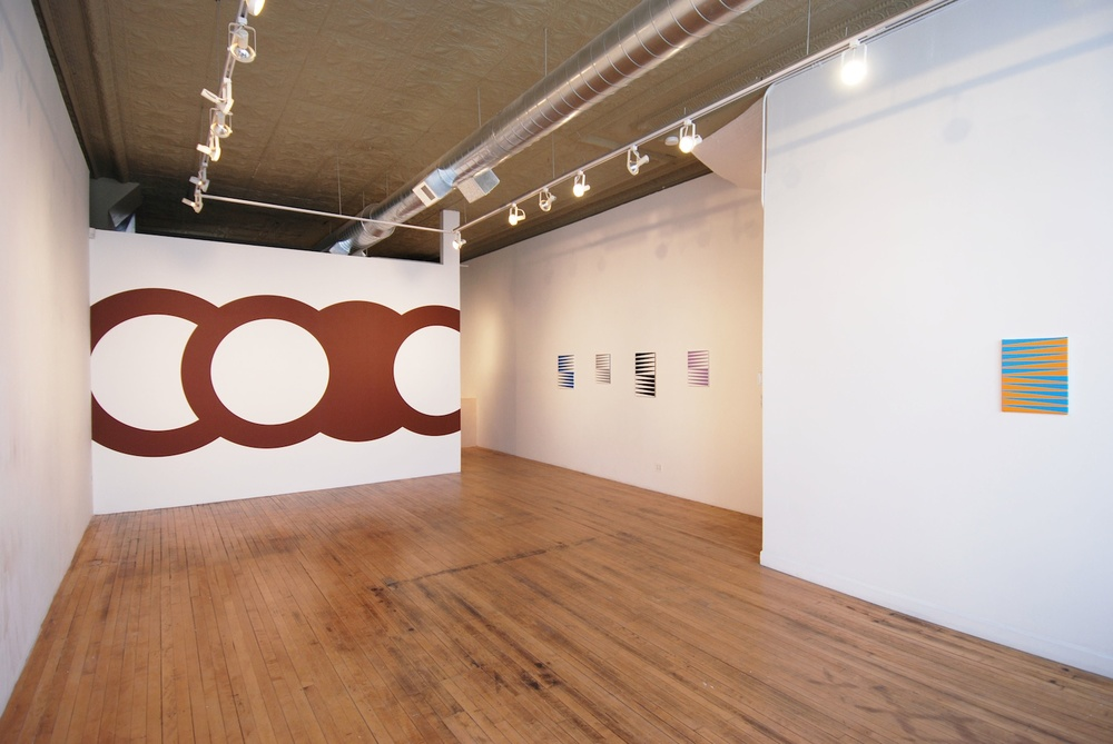 Jan Van der Ploeg 2009 Shane Campbell Gallery, Chicago Installation View