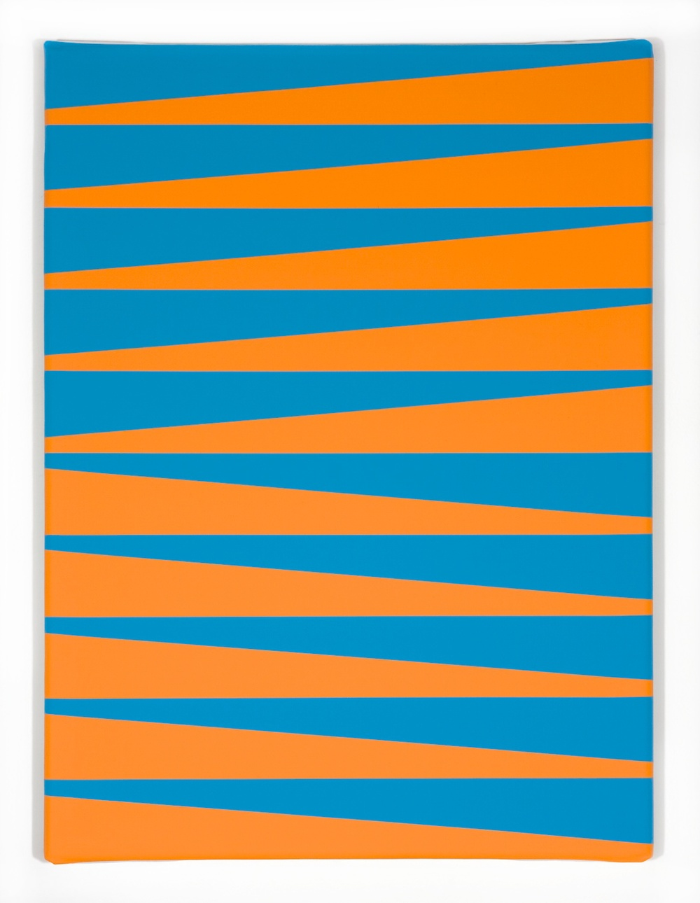 "Jan Van der Ploeg Untitled 2009 Acrylic on linen 16"" x 12"" JVDP007"