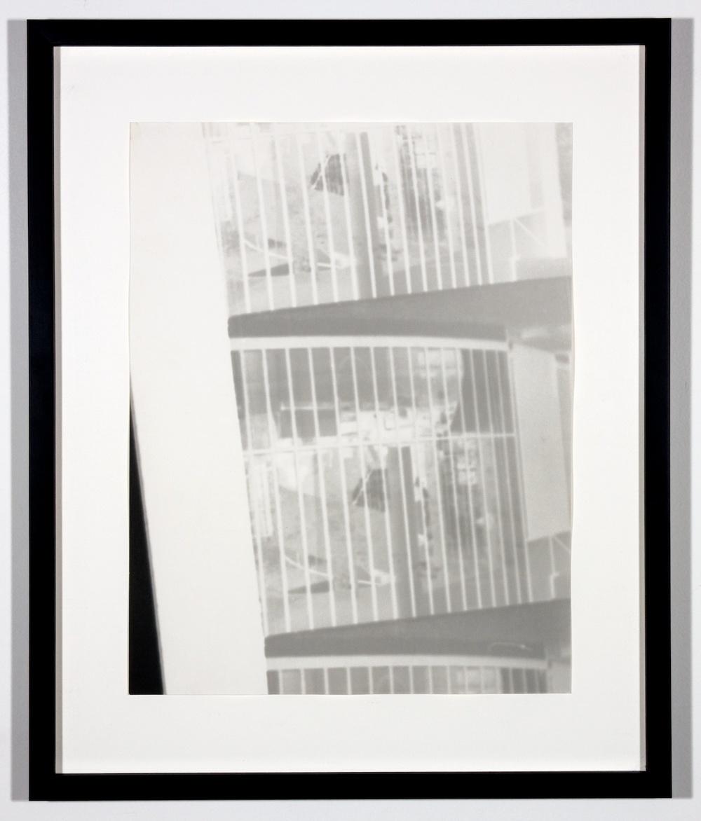 "Amy Granat Corbusier #3 2006 Silver gelatin photograph 19"" x 16"" AG003"