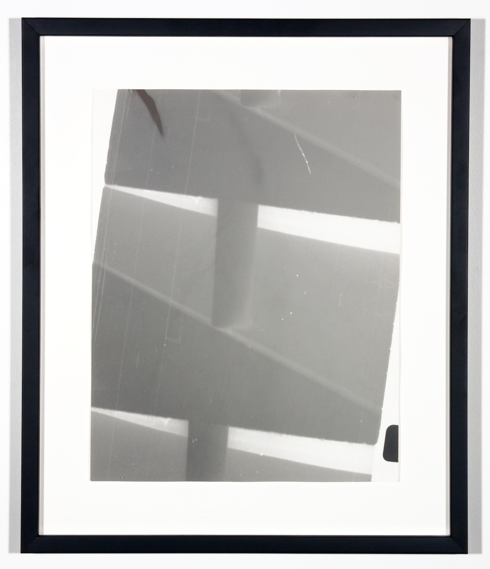 Amy Granat  Corbusier  2006 Silver gelatin photograph 14h x 11w in AG001