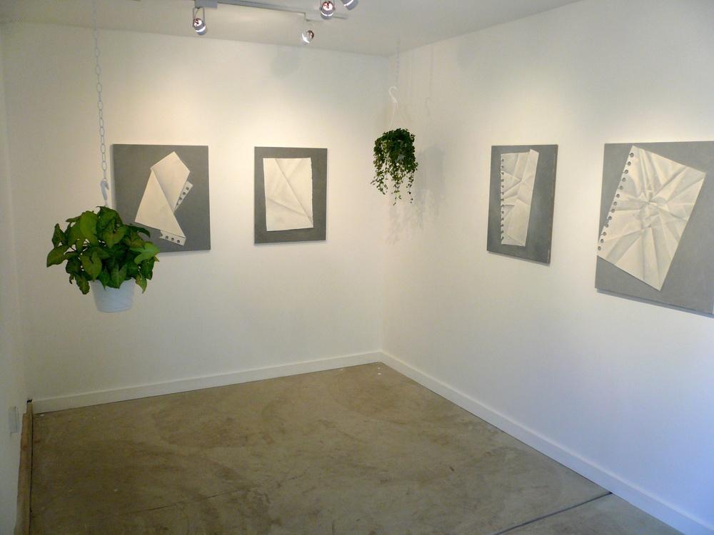 Elena Pankova 2008 Shane Campbell Gallery, Oak Park Installation View
