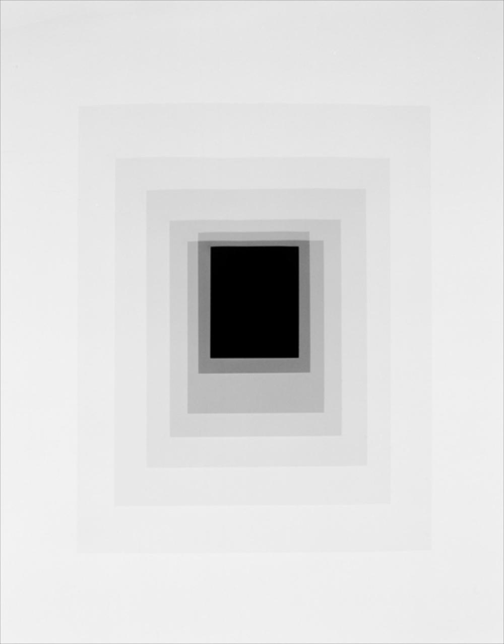 "John Opera  (untitled abstraction) 2007 C-print 22"" x 17"" JO005"
