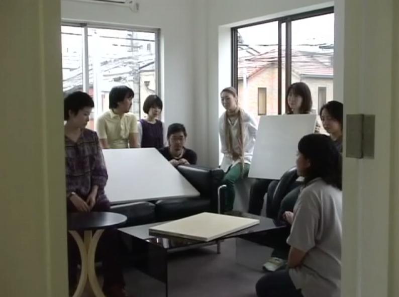 Ei Arakawa Peaceboat/MRTA 2009 DVD, 3:26 loop EA002