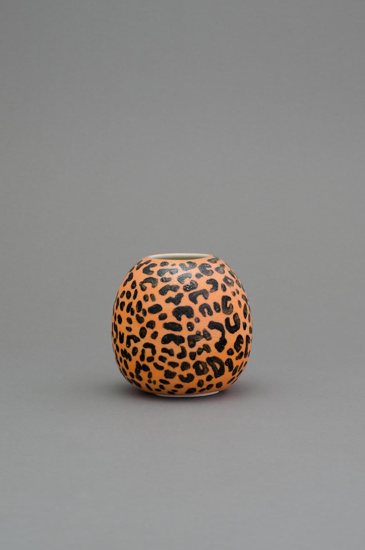 "Shio Kusaka (animal 6) 2014 Porcelain 5 3/4"" x 5 3/4"" x 5 3/4"" SK418"