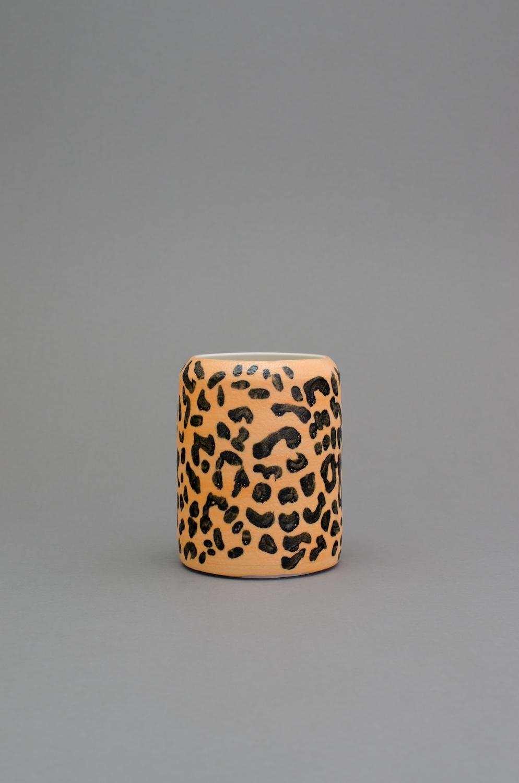 "Shio Kusaka (animal 7) 2014 Porcelain 7 1/4"" x 5 3/4"" x 5 3/4"" SK419"