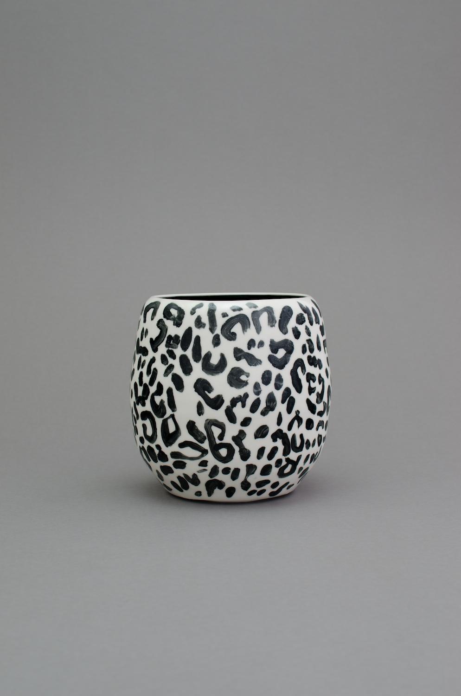 "Shio Kusaka (animal 8) 2014 Porcelain 8"" x 8 1/4"" x 8 1/4"" SK420"