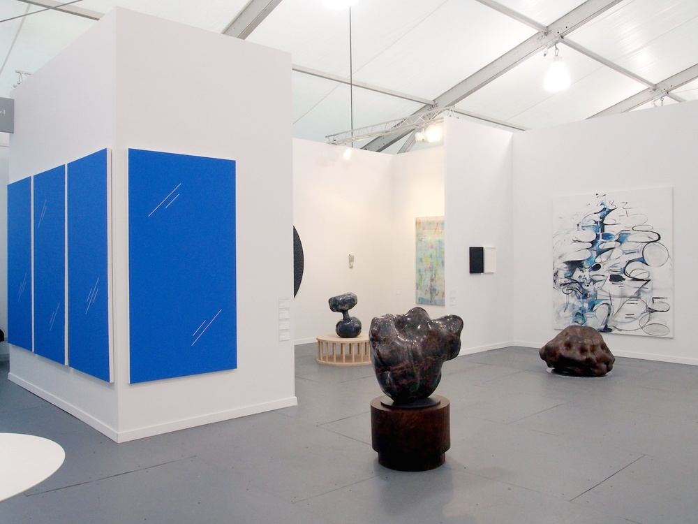 Frieze Art Fair  2014 New York, NY Installation View