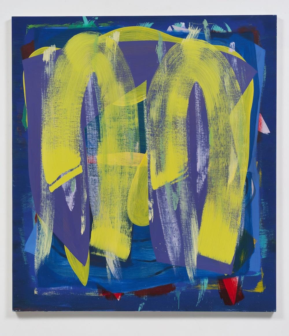 """Jon Pestoni Golden 2014 Oil on canvas 67"""" x 60"""" JP196"""