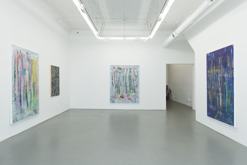 Greg Gong, Jon Pestoni 2014 Shane Campbell Gallery, Chicago Installation View