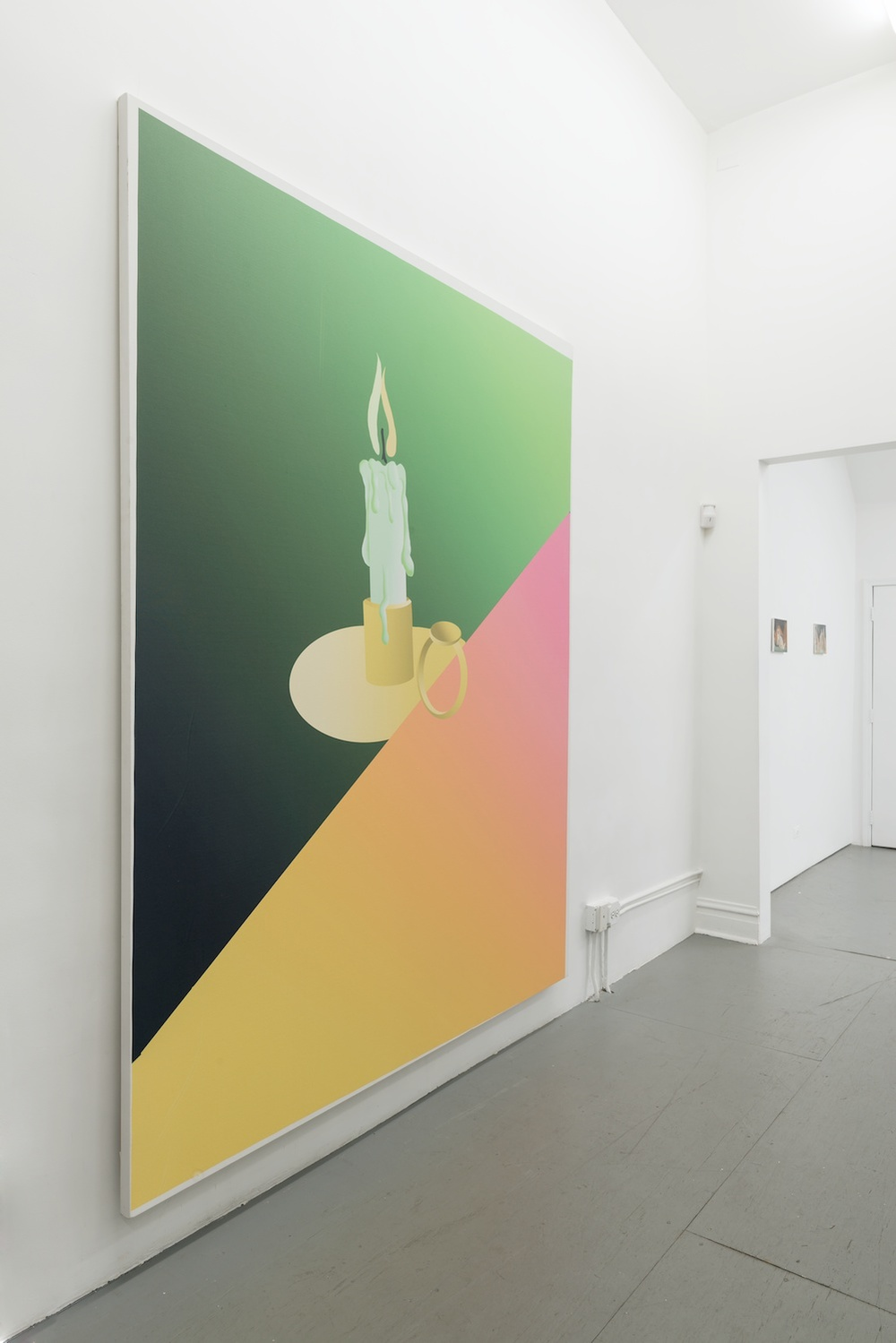 New Image Painting   2014   Shane Campbell Gallery, Chicago   Installation View