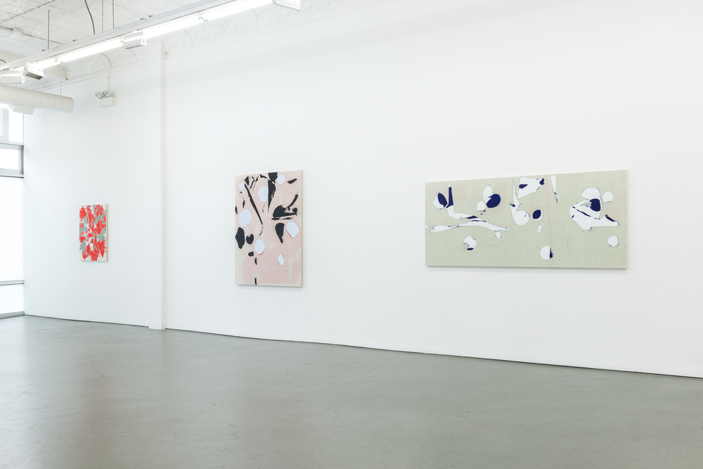 Zak Prekop   2014   Shane Campbell Gallery, Chicago Installation View