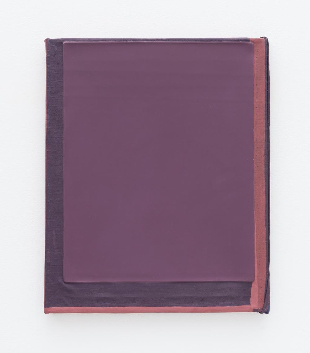 Julia Rommel  Eileen  2014 Oil on linen 16h x 13w in JR001