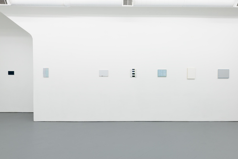 Yui Yaegashi demeanor 2015 Shane Campbell Gallery, Chicago Installation View