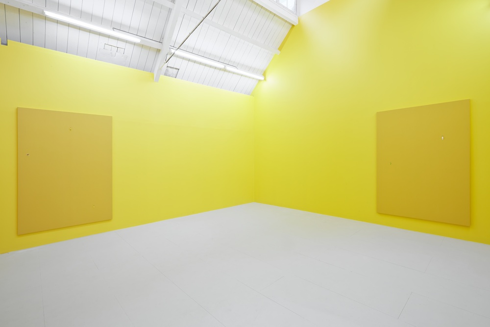 Paul Cowan http://youtu.be/7e0F5Y2mjqo 2014  Jonathan Viner Gallery, London Installation view