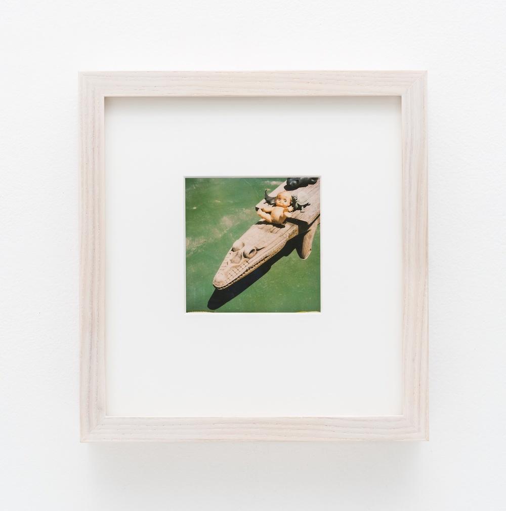 """Nobuyoshi Araki Object 2006-2009 Polaroid 4 ¼""""x 3 ½"""" NA003"""