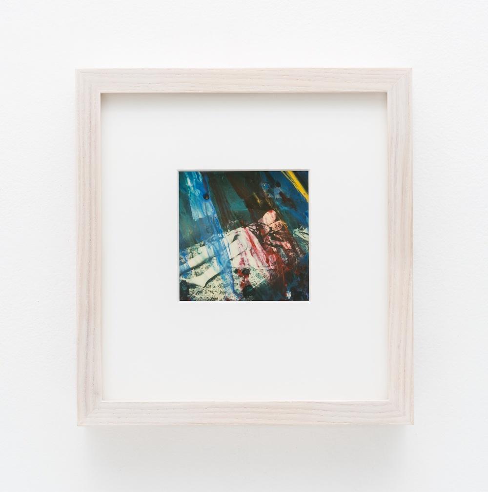 """Nobuyoshi Araki Pola eros 2006-2009 Polaroid 4 ¼""""x 3 ½"""" NA021"""