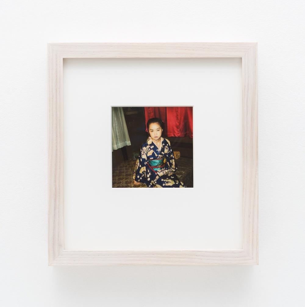 """Nobuyoshi Araki Pola eros 2006-2009 Polaroid 4 ¼""""x 3 ½"""" NA024"""