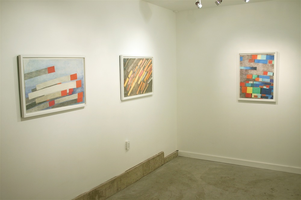 Carrie Gundersdorf 2005 Shane Campbell Gallery, Oak Park Installation view