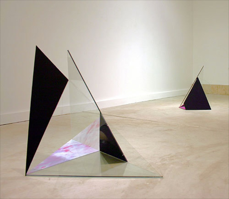 Patrick Hill 2005 Shane Campbell Gallery, Oak Park Installation view