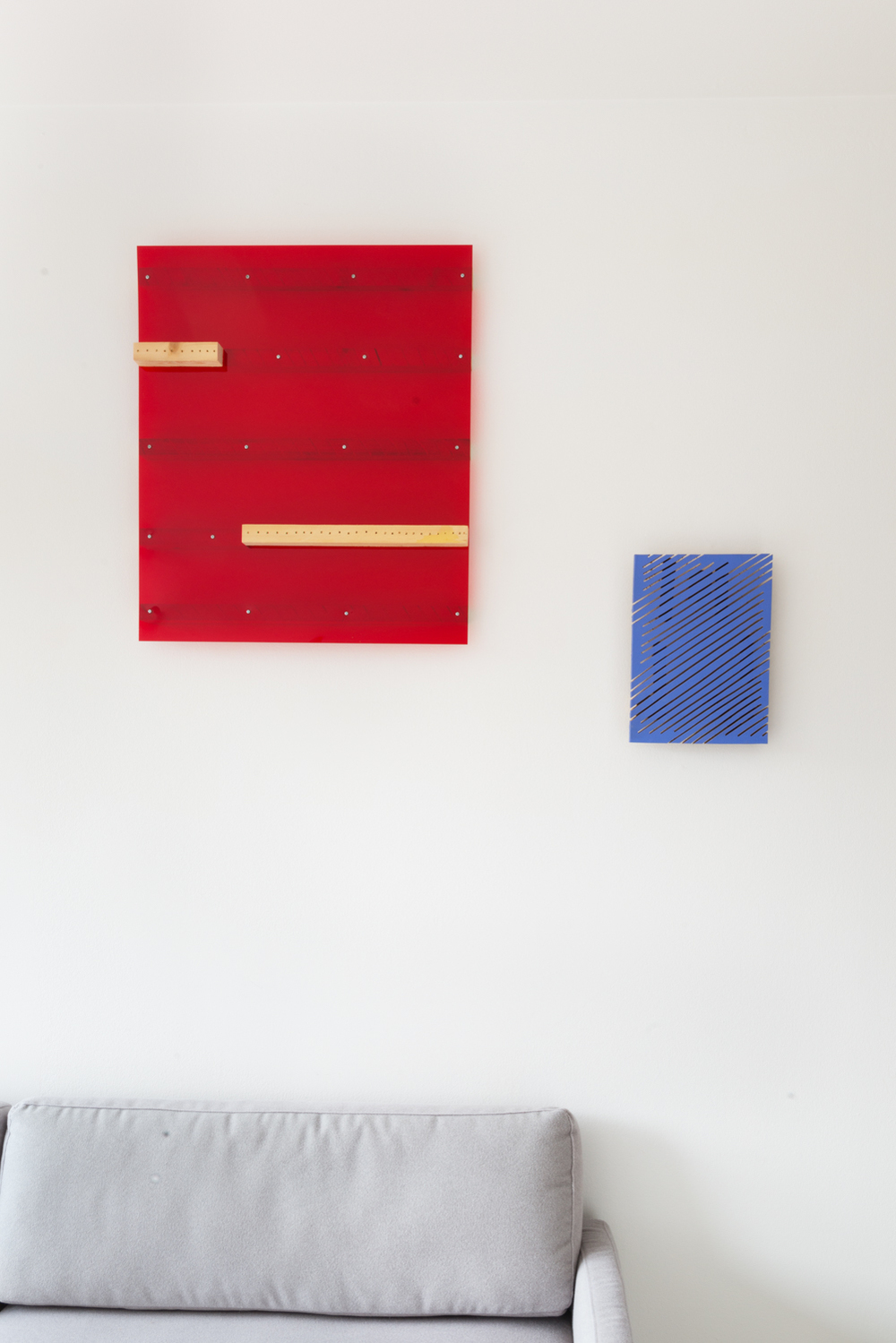 Kishio Suga   2015   Shane Campbell Gallery, Chicago   Installation View